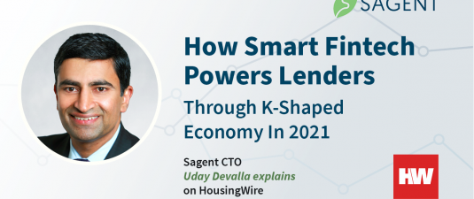 How Smart Fintech Powers Lenders through K-Shaped Economy In 2021